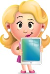 Martha Blonde - iPad 1