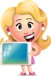 Martha Blonde - iPad 2