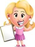 Martha Blonde - Notepad 1