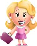 Martha Blonde - Briefcase 1