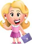Martha Blonde - Briefcase 2