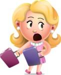 Martha Blonde - Briefcase 3