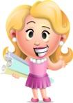 Martha Blonde - Plans