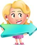 Martha Blonde - Pointer 2