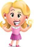 Martha Blonde - Idea 1