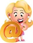Martha Blonde - Email