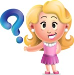 Martha Blonde - Question