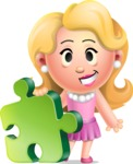 Martha Blonde - Puzzle