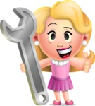Martha Blonde - Repair