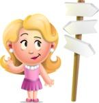Martha Blonde - Crossroad