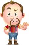 Mr. Jack Lumberjack - Stop 2