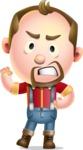 Mr. Jack Lumberjack - Angry