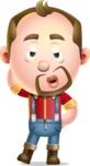 Mr. Jack Lumberjack - Duckface