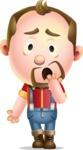 Mr. Jack Lumberjack - Oops