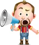 Mr. Jack Lumberjack - Loudspeaker