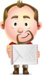 Mr. Jack Lumberjack - Letter