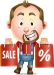 Mr. Jack Lumberjack - Sale 2