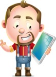 Mr. Jack Lumberjack - iPad 3