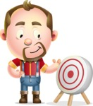 Mr. Jack Lumberjack - Target