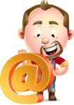 Mr. Jack Lumberjack - Email