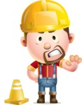 Mr. Jack Lumberjack - Under Construction 1