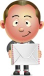 Xavier Sharpmind - Letter