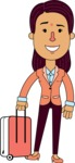 Anika Hardworking - Travel 1