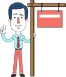 Steve the Office Guy - Sign 9