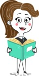 Cynthia Rosy-Cheeks - Book 1