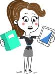 Cynthia Rosy-Cheeks - Book and iPad
