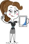 Cynthia Rosy-Cheeks - iPad 1