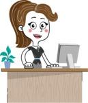 Cynthia Rosy-Cheeks - Laptop 1