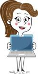 Cynthia Rosy-Cheeks - Laptop 3