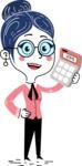 Carla Blushing - Calculator