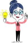 Carla Blushing - Idea 1