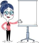 Carla Blushing - Presentation 1