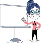 Carla Blushing - Presentation 2