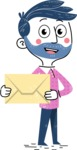 Jonathan Buddy - Letter