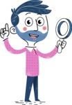 Flat Hand Drawn Man Cartoon Vector Character AKA Jonathan - Search