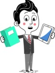 Mateo Suit-Up - Book and iPad
