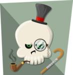 Skull Face - avatar 10