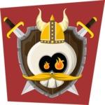 Skull Face - avatar 11
