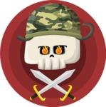 Skull Face - avatar 16