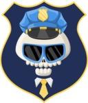 Skull Face - avatar 2