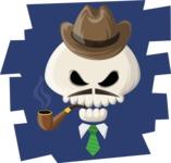 Skull Face - avatar 21