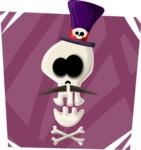 Skull Face - avatar 26