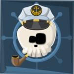 Skull Face - avatar 29