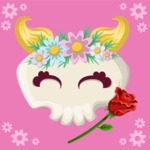 Skull Face - avatar 50