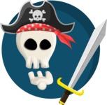 Skull Face - avatar 53