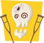 Skull Face - avatar 54